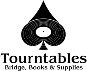 Tourntables - Bridge, Books & Supplies